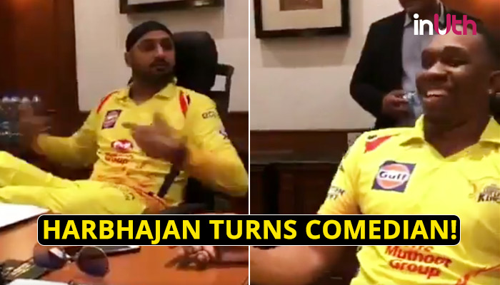 IPL 2018: Sam Billings Says Harbhajan Singh Should Be A Comedian & This Video Will Make You Believe It