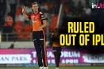IPL 2018: Billy Stanlake Ruled Out Of The Tournament Due To FingerInjury