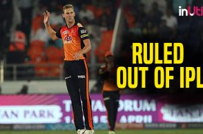 IPL 2018: Billy Stanlake Ruled Out Of The Tournament Due To Finger Injury