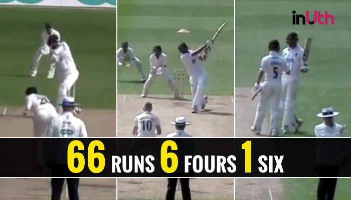 'IPL Discard' Ishant Sharma On Fire, Hits Maiden 50, Claims 5 Wickets In County Cricket – WATCH