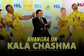 IPL 2018: Bravo, Harbhajan Doing Bhangra on 'Kala Chashma' Is The Coolest Thing On Internet - Watch