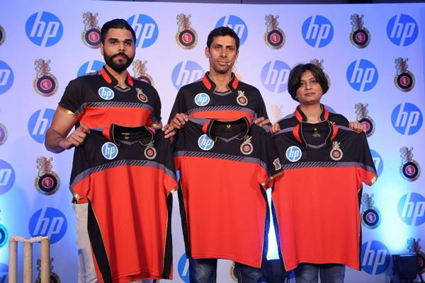 Royal Challengers Bangalore Jersey For IPL 2018