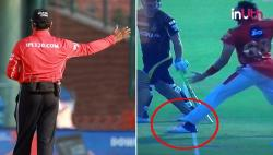IPL 2018, KKR vs KXIP: 'Umpiring Worst This IPL,' Twitterati Troll Umpires For Calling Legal Delivery No-Ball