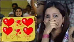 IPL 2018: Young Girl's Love Message For MS Dhoni During Live Match Goes Viral – SEE PIC