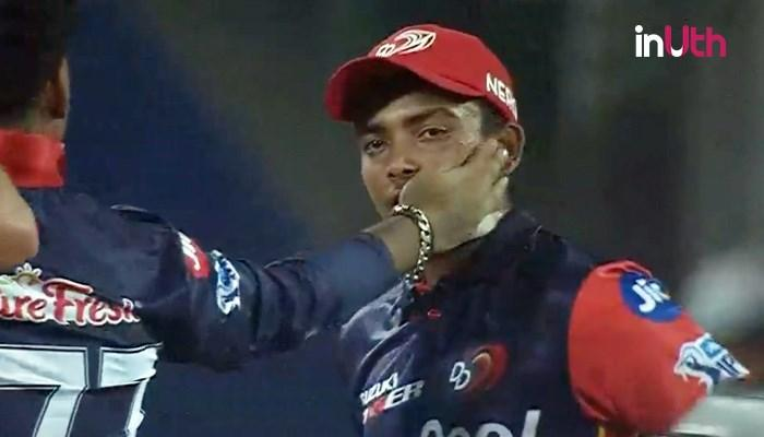 IPL 2018: Prithvi Shaw Gets Emotional On-Field After Dropping Catch On His IPL Debut