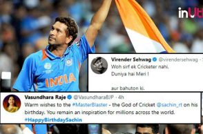 Happy Birthday Sachin