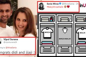 Sania Mirza's Tweet About 'Baby Mirza Malik' Leaves Twitterati Confused