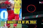 IPL 2018, RCB vs CSK: AB de Villiers Hits Imran Tahir For Biggest Six Of The Season — Watch