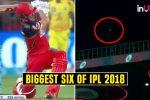 IPL 2018, RCB vs CSK: AB de Villiers Hits Imran Tahir For Biggest Six Of The Season —Watch