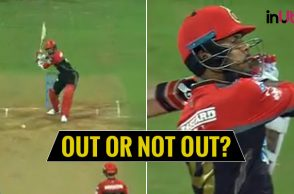 Umesh Yadav wicket IPL 2018, Umesh Yadav IPL 2018, Jasprit Bumrah no ball, Mumbai Indians vs Royal Challengers Bangalore, MI vs RCB, Royal Challengers Bangalore vs Mumbai Indians, RCB vs MI, Match 14, Wankhede Stadium, Mumbai, IPL bizarre wickets, IPL 2018, IPL Live ,IPL 2018 Live, VIVO IPL, VIVO IPL 2018
