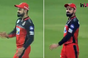 Virat Kohli dancing IPL 2018, Royal Challengers Bangalore vs Chennai Super Kings RCB vs CSK, Chennai Super Kings vs Royal Challengers Bangalore, IPL 2018, IPL Live, IPL 2018 Live, VIVO IPL, VIVO IPL 2018, M. Chinnaswamy Stadium, Bengaluru