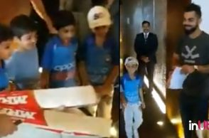IPL 2018: Virat Kohli's This Gesture For Four Kids Proves He Is Not Arrogant!