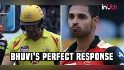 IPL 2018, CSK v SRH: Bhuvneshwar Kumar's Never-Before-Seen Send-Off To Shane Watson — WATCH