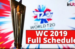 World Cup 2019 fixtures, World Cup 2019 schedule, World Cup 2019 dates, WC 2019 schedule, WC 2019 full schedule, WC 2019 England & Wales, India vs Pakistan WC 2019, England vs South Africa WC 2019, WC 2019 schedule released, WC 2019 India schedule
