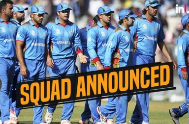 Afghanistan Test squad, Afghanistan vs India one-off Test, India vs Afghanistan one-off Test, IND vs AFG, AFG vs IND, Rashid Khan, Asghar Stanikzai, Mujeeb Ur Rahman, M. Chinnaswamy Stadium, Bengaluru