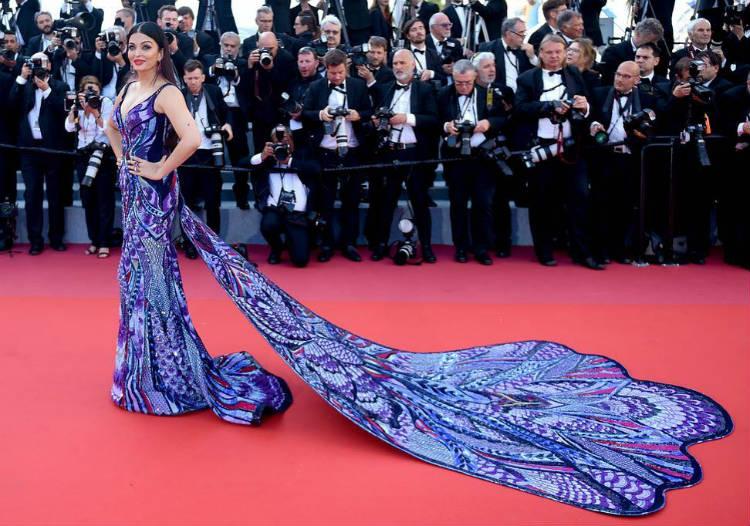 Aishwarya Rai Bachchan at Cannes 2018