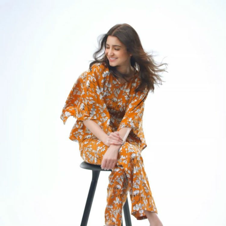 Anushka Sharma in Nush outfit