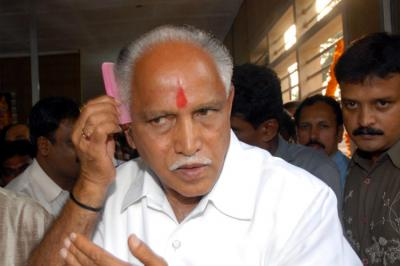 BJP, BS Yeddyurappa