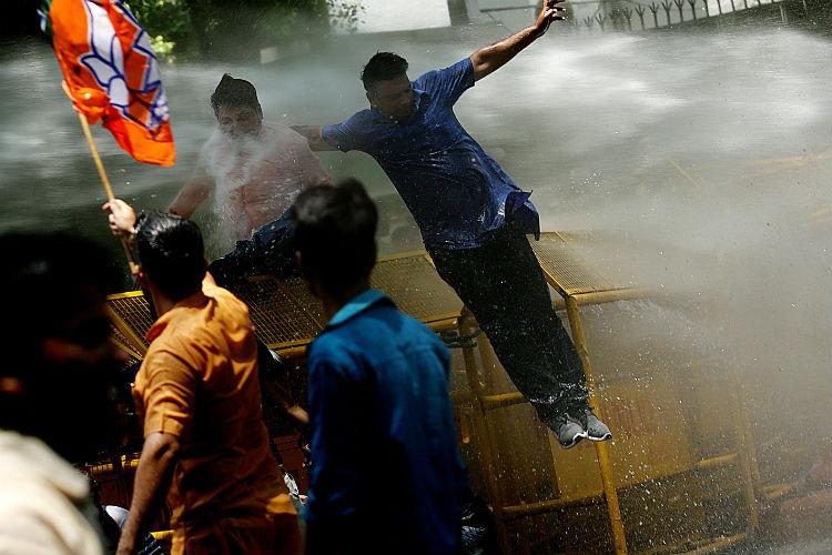 Cow Vigilante, Gau Rakshak, Bharatiya Janata Party