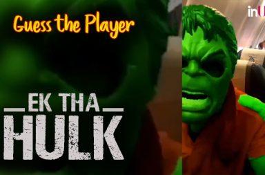 Shikhar Dhawan Hulk