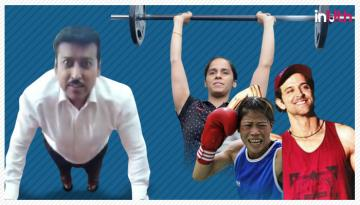 #HumFitTohIndiaFit Is Trending, Thanks To Sports Minister's Fitness Challenge
