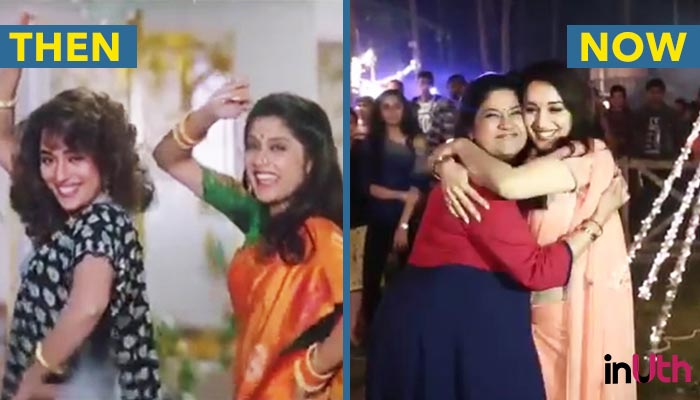 Madhuri Dixit & Renuka Shahane Dancing Together Is The Mother Of All Throwbacks