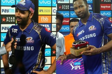 IPL 2018: Rohit Sharma Reveals How Kieron Pollard Felt After Getting Dropped From Playing XI
