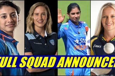 Women's T20 IPL: Full Squad Announced; Meg Lanning, Ellyse Perry & 24 Others Roped-In