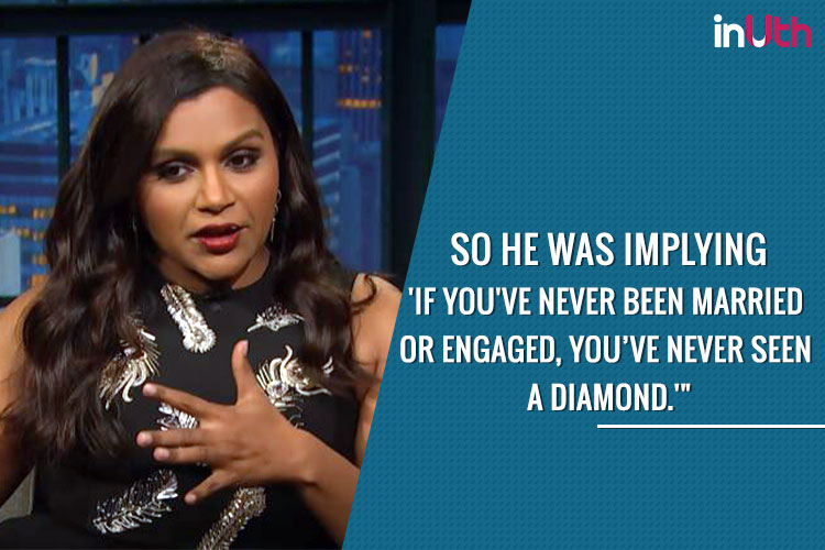 How Mindy Kaling Shut Down A Sexist Reporter During The Ocean's 8 Press Tour