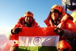Meet India's First Father-Daughter Duo To Conquer Mount Everest