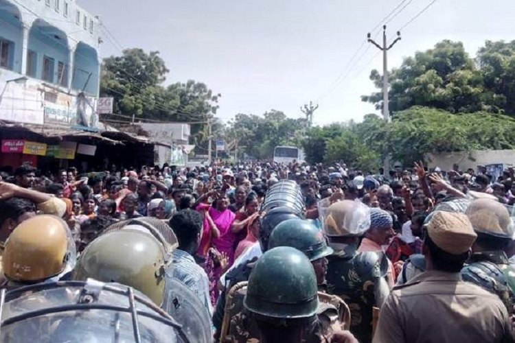 All You Need To Know About The Tuticorin Violent Protests