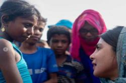 Priyanka Chopra Takes A Stand On The Rohingya Crisis & Power To Her For That