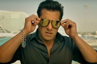 Salman Khan, Race 3 Trailer