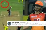 IPL 2018: Umpire Marais Erasmus Robs SRH Of A No-Ball, Leaves Shakib Al Hasan Frustrated —Watch
