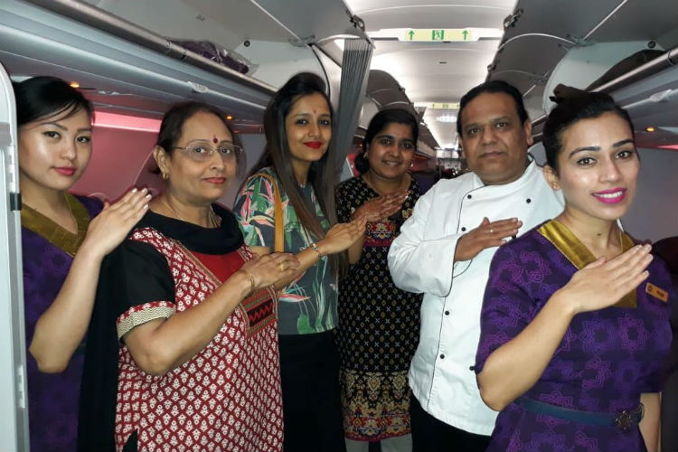 Vistara Airlines, On-Board Chef