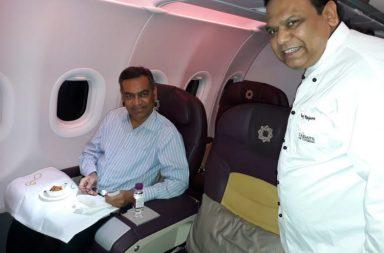 Vistara Airlines, On-Board Chef