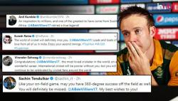'Cricket Will Be Poorer Without ABD', Cricket Fans Get Emotional On AB de Villiers' Retirement