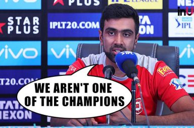 IPL 2018: R Ashwin Expected KXIP's Downfall, Believes They Aren't One Of The Champion Sides