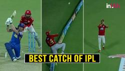 IPL 2018: Mayank Agarwal-Manoj Tiwary Tag-Team Pull Off Best Catch In IPL History — Watch