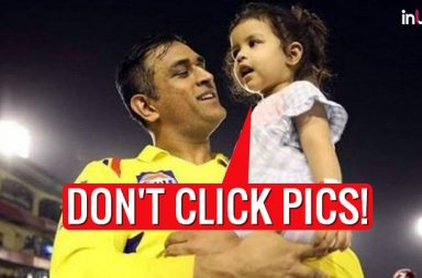 IPL 2018: MS Dhoni's Daughter Ziva Shows Off Her Swag