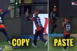 IPL 2018: Glenn Maxwell, Trent Boult Stun Mumbai Indians By Taking 2 Relay Catches In Single Match —Watch