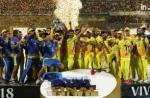 IPL 2018 Finals: Here's How IPL 2018 Champions Chennai Super Kings Celebrate Victory