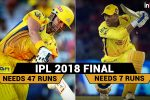 IPL 2018: From MS Dhoni Needing 7 Runs To Suresh Raina's All-Time IPL Record, Trivia Ahead of Final Clash