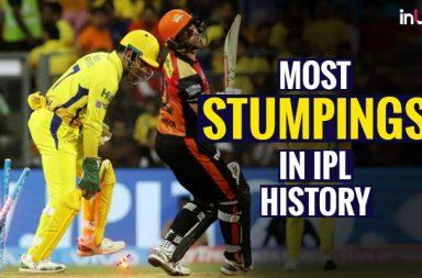 MS Dhoni most stumpings, Robin Uthappa, Most stumpings in IPL, Kane Williamson, Hyderabad vs Chennai Super Kings, SRH vs CSK, Chennai Super Kings vs Sunrisers Hyderabad, IPL 2018 final, Wankhede stadium, Mumbai, IPL 2018, IPL Live, IPL 2018, Live VIVO IPL, VIVO IPL 2018