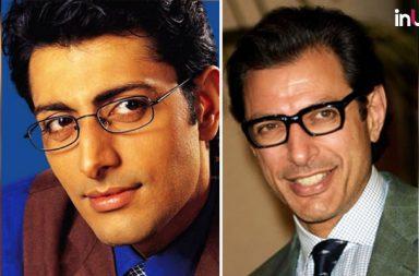 Jeff Goldblum, Jurassic World: Fallen Kingdom, Priyanshu Chatterjee, Tum Bin, The Graham Norton Show