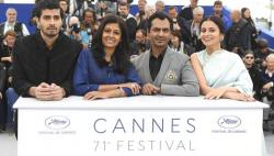 While We Were Raving About Aishwarya's Dress At Cannes, This Film Got A Standing Ovation