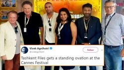 Vivek Agnihotri's 'Alternative Facts' About Cannes Standing Ovation Get Instantly Shut Down