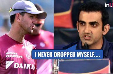 Gautam Gambhir IPL 2018, Gautam Gambhir Delhi Daredevils, Gautam Gambhir DD captaincy, Gautam Gambhir DD controversy, Shreyas Iyer, Ricky Ponting-Gautam Gambhir tussle, IPL 2018, IPL Live, IPL 2018 Live, VIVO IPL, VIVO IPL 2018