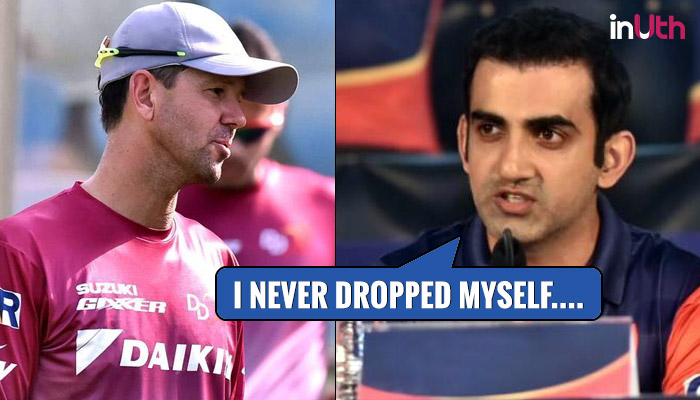 IPL 2018: Gautam Gambhir Hints Rift In DD, Says 'Was Always Available For Selection In Playing XI'