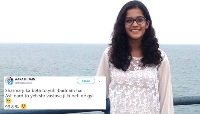 '499 Out Of 500', Twitter Yet To Recover From The Shock Of This Class 12 Topper's Marks